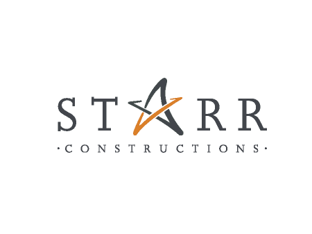 Starr Constructions Logo Design