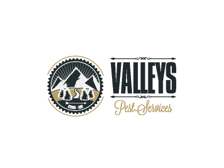 Valleys Pest Services Logo Design