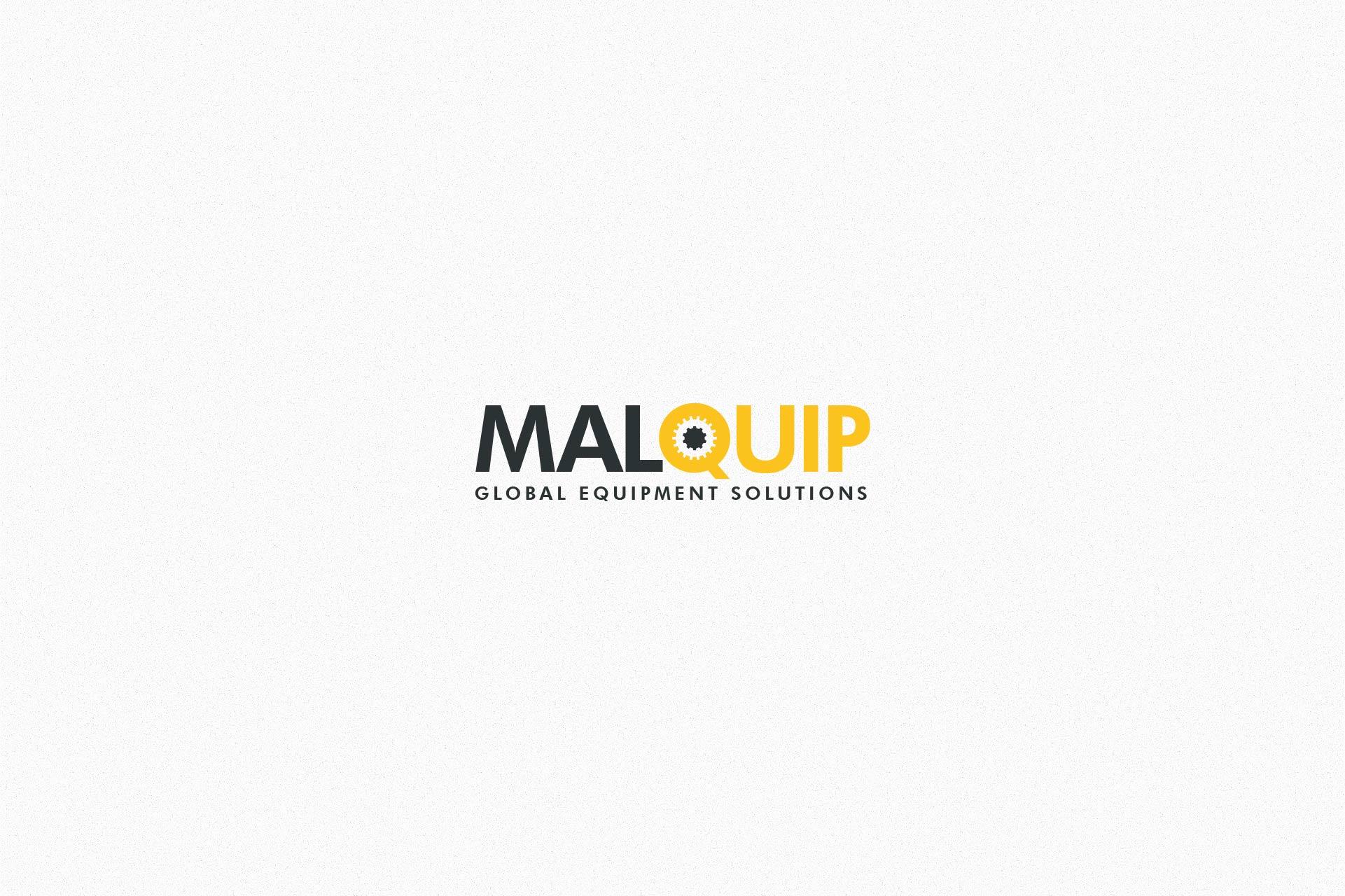 MalQuip Logo Design